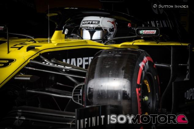 Daniel Ricciardo en el GP de Estados Unidos 2019 - SoyMotor.com