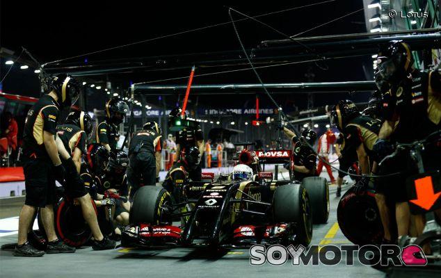 Los clientes de Renault son Red Bull, Lotus, Toro Rosso y Caterham - LaF1