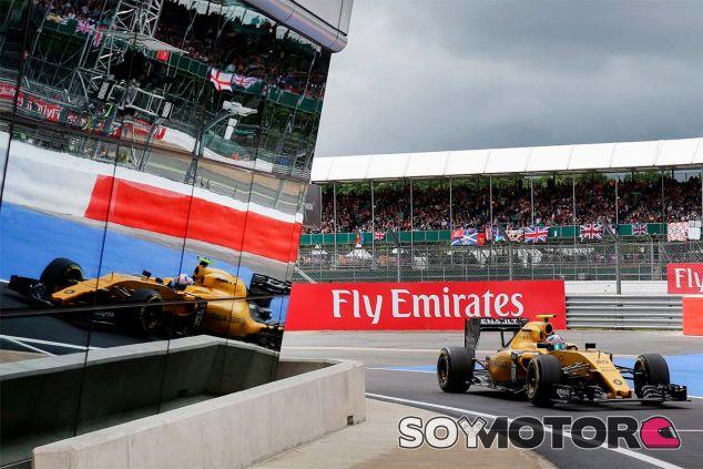 Jolyon Palmer en Silverstone - LaF1
