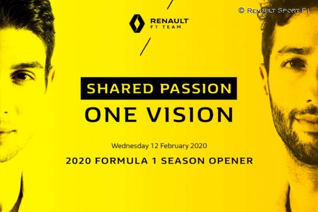 Renault anuncia la fecha de presentación de su coche 2020 - SoyMotor.com