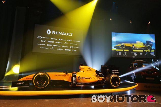 Renault espera dar otro paso adelante en Melbourne - LaF1