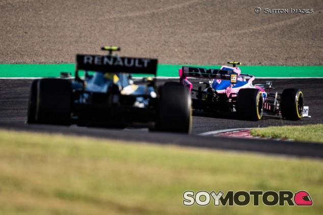 Racing Point presenta una queja contra Renault en Japón - SoyMotor.com