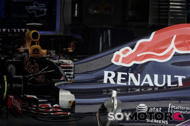 Las mejoras que esperaban en Red Bull llegarán en Austin - LaF1