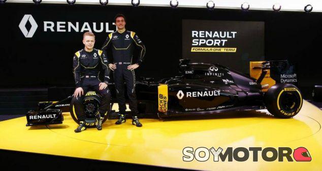 Infiniti, el patrocinador más destacado de Renault - LaF1