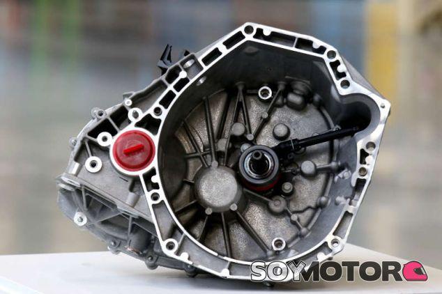 Caja cambios Renault - SoyMotor.com