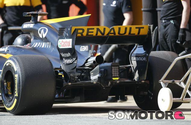 """Renault: """"Pedimos claridad a la FIA sobre la quema de aceite"""" - SoyMotor"""