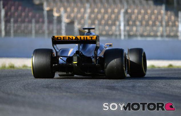 Renault espera no tener problemas de fiabilidad en Australia - SoyMotor