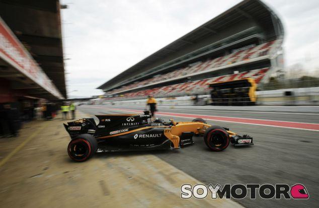 """Renault y los motores: """"No estamos seguros, incluso si vemos a Honda"""" - SoyMotor"""