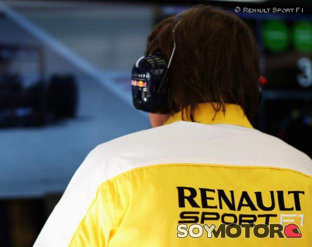 Ingeniero de Renault - LaF1.es