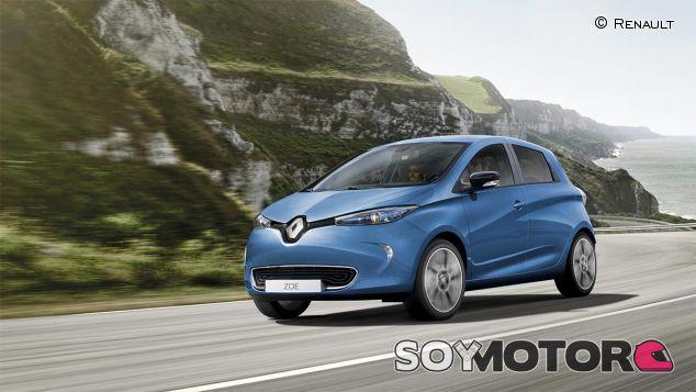 Renault Zoe, uno de los modelos más populares - SoyMotor