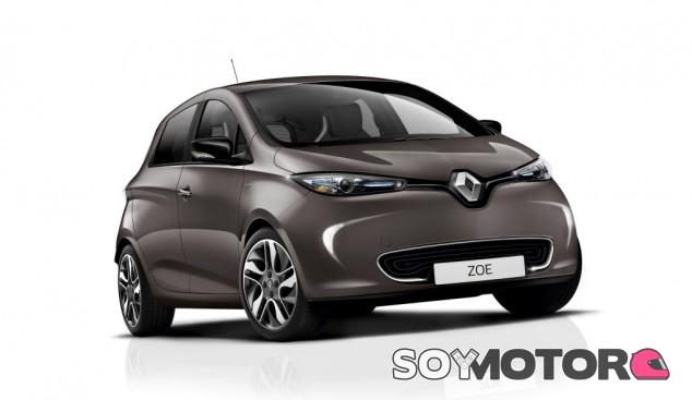 El Renault Zoe 2017 promete 400 kilómetros de autonomía - SoyMotor.com