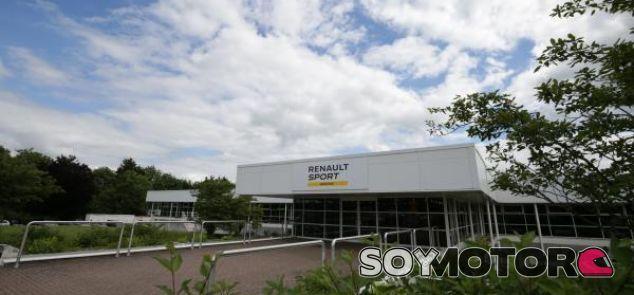 Pete Machin, nuevo jefe de aerodinámica de Renault - SoyMotor.com