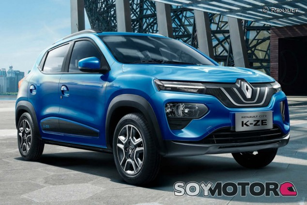 Renault City K-ZE: eléctrico low-cost llegado de China - SoyMotor.com