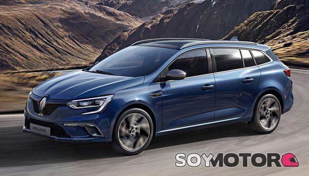 La variante familair del nuevo Renault Mégane se presenta en Ginebra - SoyMotor