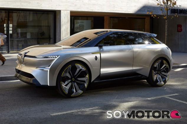Renault Morphoz: llega el coche eléctrico modular - SoyMotor.com