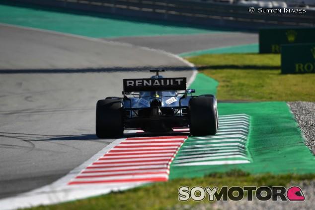 """Ocon: """"El coche de Austria será muy diferente al de Australia"""" - SoyMotor.com"""