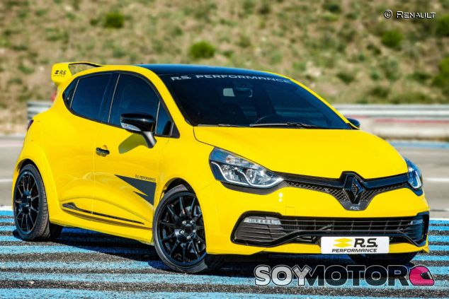 Renault Clio R.S. Performance - SoyMotor.com