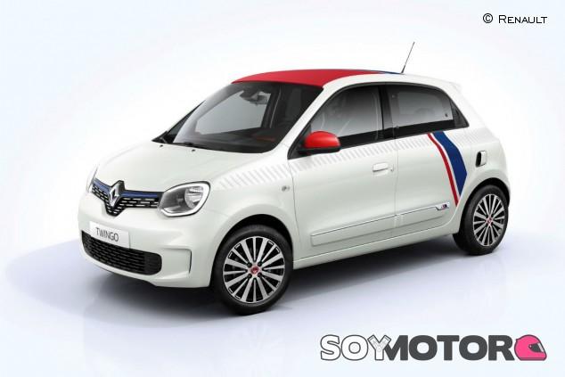 Renault Twingo le coq sportif - SoyMotor.com