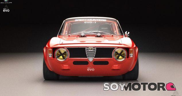 GTA EVO-1: el coche que te encantaría tocar, oír y conducir - SoyMotor.com