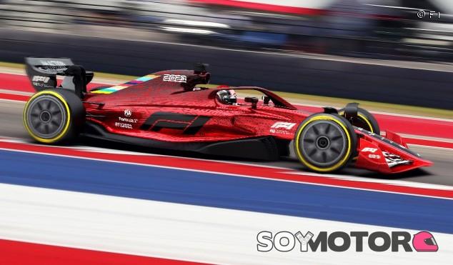 """Brawn, sobre los F1 2021: """"Serán robustos, no perderán tantas piezas"""" – SoyMotor.com"""