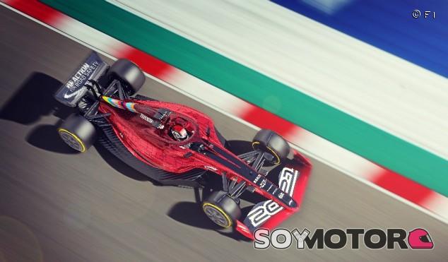 "Tombazis: ""Los coches de 2021 serán 3,5 segundos más lentos""  – SoyMotor.com"