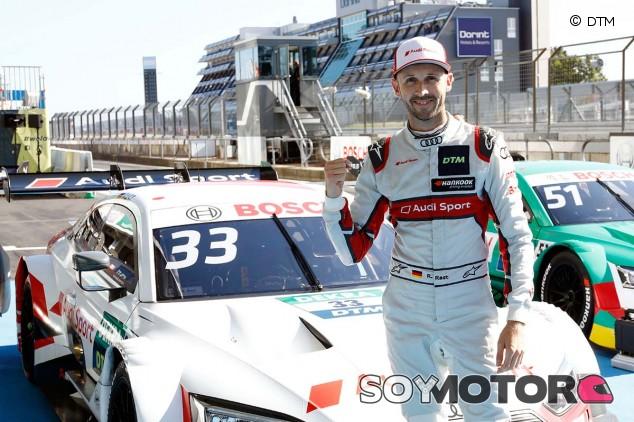 René Rast, campeón del DTM - SoyMotor.com