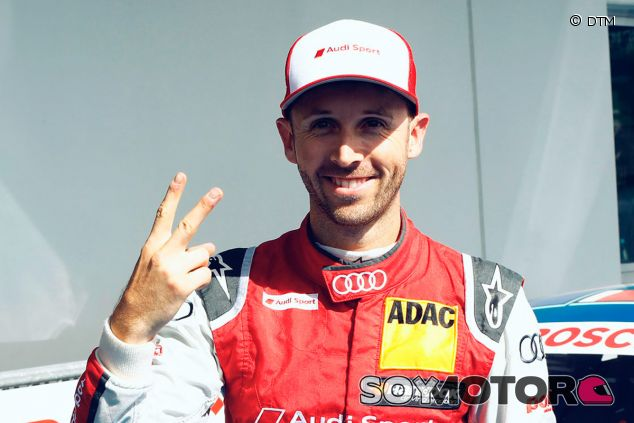 René Rast vuelve a ganar en Nürburgring la carrera del DTM - SoyMotor.com