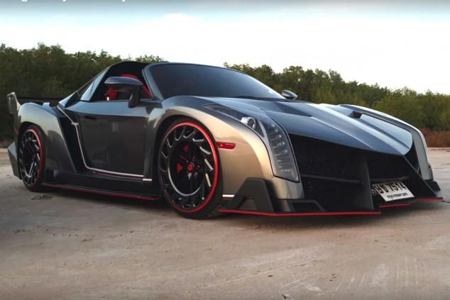 ¿Réplicas de Ferrari y Lamborghini? Sí, es posible tener una - SoyMotor.com