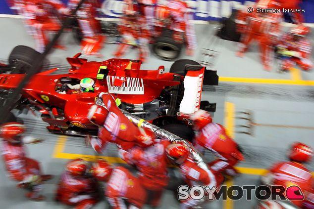 OFICIAL: Los repostajes volverán a la Fórmula 1 en 2017 - LaF1