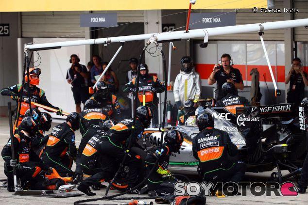 Los equipos prefieren la situación actual, con paradas en boxes de apenas 3 segundos - LaF1