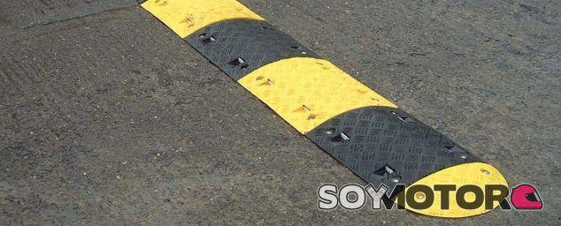 Los resaltos en ocasiones son molestos para la conducción - SoyMotor