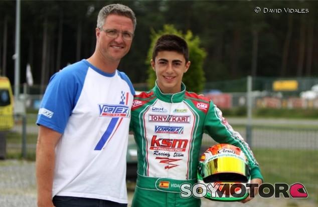 David Vidales da el salto a la Fórmula Regional Europea en 2020 - SoyMotor.com