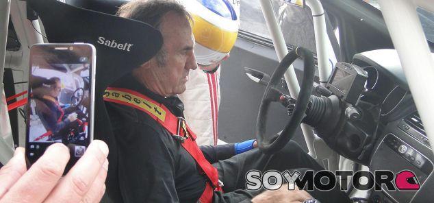 Carlos Reutemann, en un delicado estado de salud que preocupa a Argentina - SoyMotor