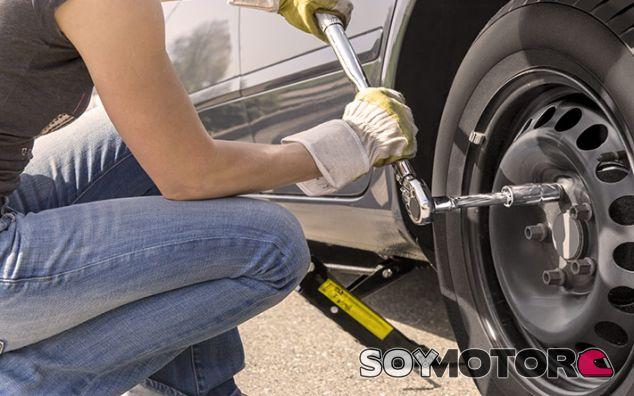 Estudio neumáticos reventones y pinchazos -SoyMotor