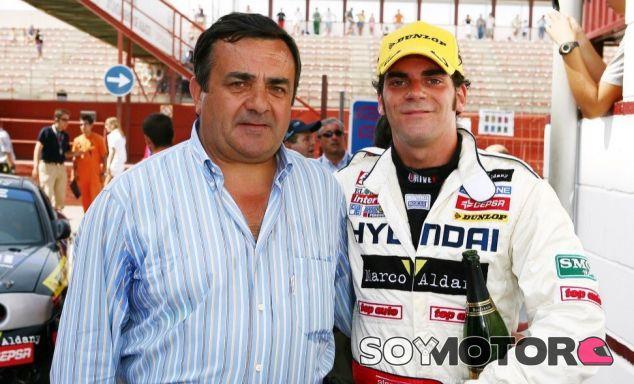 Santiago Martín Cantero y Gonzalo de Andrés - SoyMotor.com