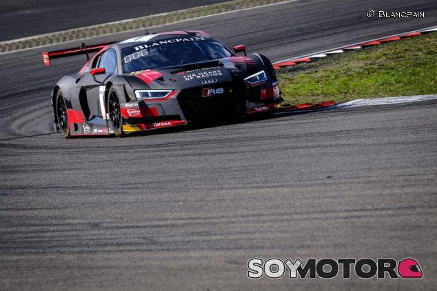 Riberas y Mies ganan en Nürburgring y apuntalan el liderato de las Blancpain - SoyMotor.com
