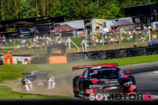 Álex Riberas en Brands Hatch - SoyMotor.com