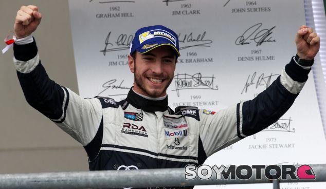 Riberas correrá el Pirelli World Challenge con un Ferrari 488 GT3 - SoyMotor.com