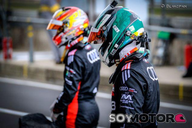 Riberas y Mies se quedan sin títulos en las Blancpain GT Series - SoyMotor.com