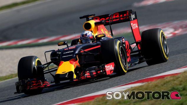 Daniel Ricciardo está satisfecho con el ritmo de Red Bull - LaF1