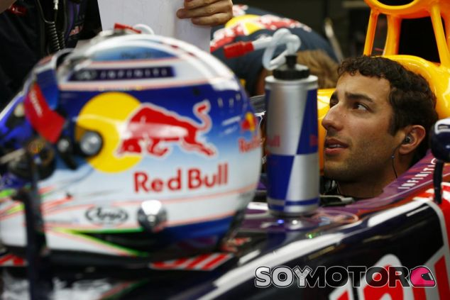 Daniel Ricciardo cree que el halo es necesario para el deporte - LaF1