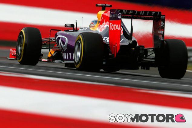 Daniel Ricciardo con el RB11 - LaF1