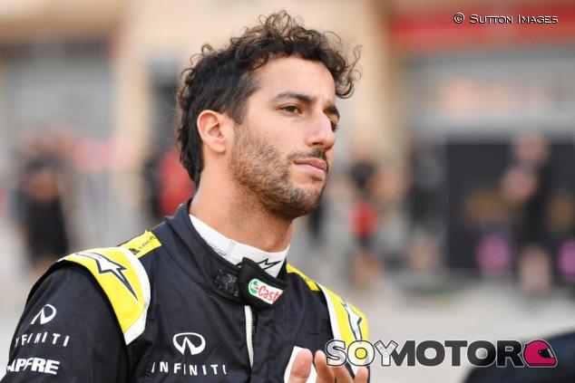 Renault no está tan lejos de los grandes, cree Ricciardo - SoyMotor.com