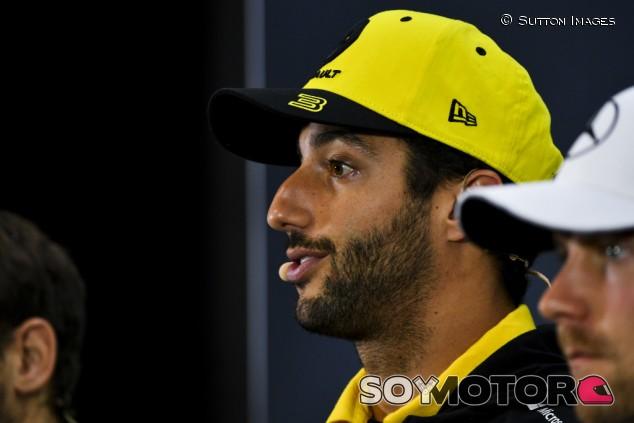 """Ricciardo: """"Cuando firmé con Renault, el objetivo era 2020"""" - SoyMotor.com"""
