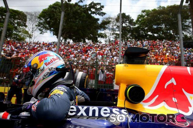 Ricciardo no cree que la temporada de 2016 vaya a ser nula para Red Bull - LaF1