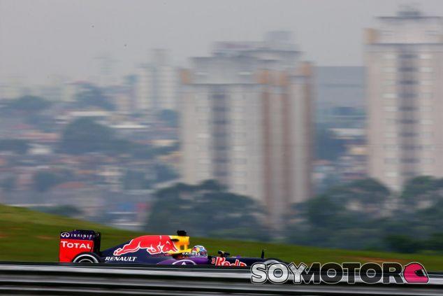 Ricciardo no esperaba mucho de la mejora de Renault y el viernes le ha dado la razón - LaF1
