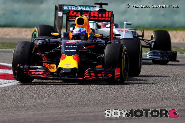 Daniel Ricciardo en China - LaF1