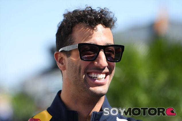 Daniel Ricciardo en Montreal - SoyMotor.com