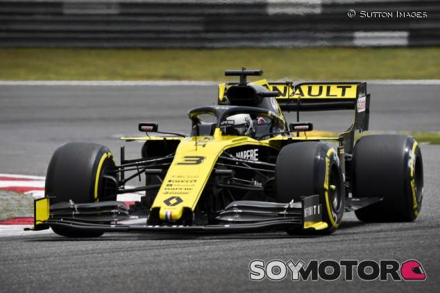 Renault en el GP de China F1 2019: Domingo - SoyMotor.com