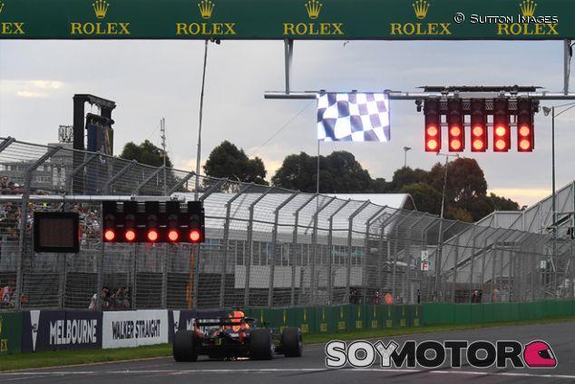 Daniel Ricciardo en Albert Park - SoyMotor.com